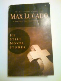 Max Lucado Book. Another supposedly good book I've never read but own