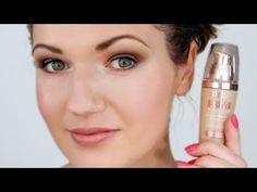 L'Oreal Lumi Magique Foundation Demo + Review
