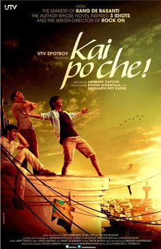 It was a starry affair at the 'Kai Po Che' premier. The celebs from B-town stepped out to support the team of 'Kai Po Che'. 'Kai Po Che', an Indian film abou. Best Bollywood Movies, Latest Hindi Movies, Telugu Movies, Bollywood News, Bollywood Masala, Bollywood Celebrities, Streaming Movies, Hd Movies, Movies Online
