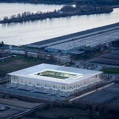 Six key stadiums hosting the Euro 2016 championship games