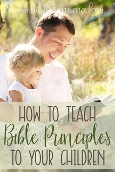 If you are struggling on ways to teach Bible principles to your children in your homeschool, these tips and ideas will help! Homeschool Kindergarten, Homeschool Curriculum, Preschool, Bible Lessons, Lessons For Kids, Raising Godly Children, Bible College, Christian Parenting, Christian Homeschool