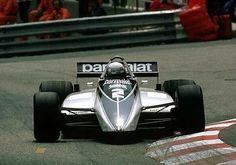 GP de Mônaco / Riccardo Patrese / Brabham BT50 / BMW