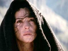 """Monica Bellucci as """"Magdalen"""" in The Passion of the Christ"""