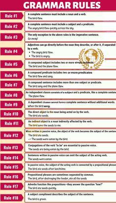 Essay Writing Skills, English Writing Skills, Book Writing Tips, Writing Words, Teaching Writing, English Lessons, English Vocabulary Words, English Phrases, Learn English Words