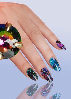 #NCLA #NailWraps in Diamond Ore $16