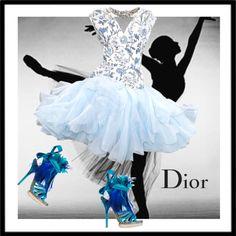 """Dior"" by fashionmonkey1 on Polyvore"