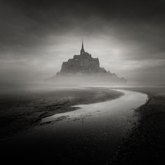 Mont Saint-Michel by Darren Moore