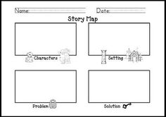 Mrs. Shehan's Retell Form or Story Map