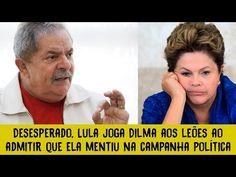 Folha Política: Lula admite que Dilma mentiu na campanha e destrói sua própria criatura   http://w500.blogspot.com.br/