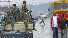 Ethiopians flee to Kenya as army kills 9 civilians