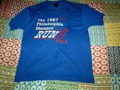 1987 Philadelphia Distance Run vintage shirt by Fchoicevintage
