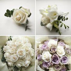 Sweet wedding flowers