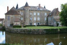 Château de Gléné, Auvergne, France