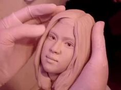 Face Sculpture - YouTube