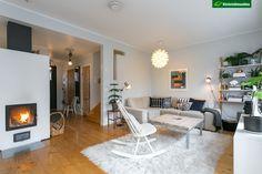 Myytävät asunnot, Ingeborginkuja 1, Helsinki #oikotieasunnot #olohuone #livingroom
