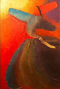 """Lamis Abdo - Silent Eruption. """"""""We watch a sunlight dust dance, but nobody knows what music those particles hear. Each of us has a secret companion musician to dance to. Unique rhythmic play, a motion in the street that we alone know and hear."""" ~Rumi ."""