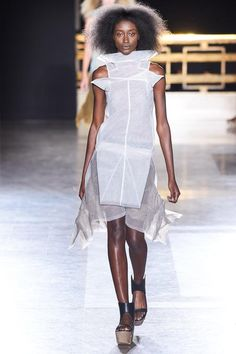 Rick Owens Spring 2015 Ready-to-Wear - Collection - Gallery - Look 35 - Style.com