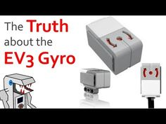 The Truth about the EV3 Gyro Sensor - YouTube