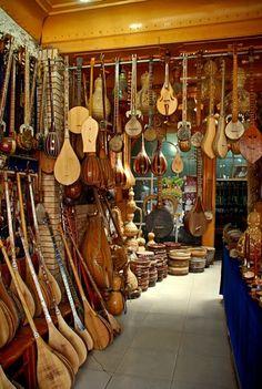 Uyghur Musical Instrument workshop - The Silk Road Gourmet