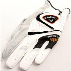 Callaway Comfort Tech Golf Glove Wilson Golf Clubs, Golf Putters, Golf Shop, Callaway Golf, Golf Irons, Golf Accessories, Golf Ball, Gloves, Tech