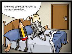 Me Temo Que Esta Relacion... http://chiste.cc/1KOujDZ  #Chistes #Humor
