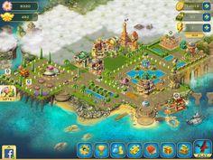 My island so far