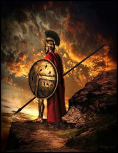 Spartan Warrior