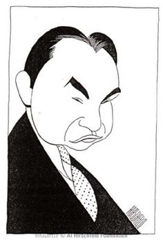 Edward G Robinson Black And White Drawing, Black And White Portraits, Pop Art, Celebrity Caricatures, Best Portraits, Line Art, Drawings, Drawing Faces, Illustrators