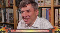 Dr Gordon Hamilton  -  Game Designer