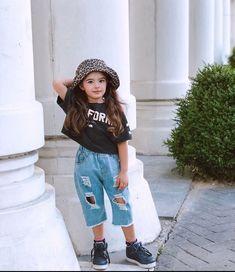 Cute Mixed Babies, Cute Asian Babies, Cute Babies, Beautiful Little Girls, Cute Little Girls, Cute Baby Girl, Cute Kids Fashion, Girl Fashion, Bad Dresses