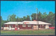 MN, Longville, Minnesota, Phillips 66 Gas, Store, Dexter Press No 16926-C | eBay