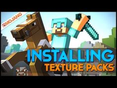 How To Install Texture Packs On Minecraft 1.6.2! (Resource Packs)