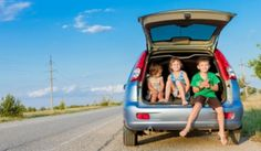 How to make road trips fun - for everyone on board.