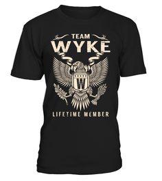 Team WYKE Lifetime Member