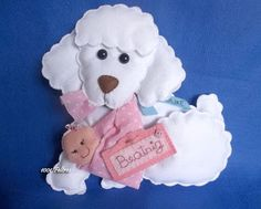 1001 Feltros: Seu pet na porta da maternidade!