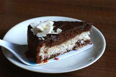 Bananový koláč s kokosovou náplní Sweet Recipes, Pie, Coffee, Food, Torte, Kaffee, Cake, Fruit Cakes, Essen
