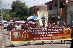 En Matagalpa celebran a San Francisco de Asís