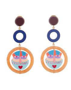 Bimba & Lola WINJAKE earrings