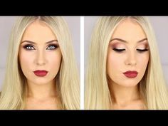 Nice Sultry & Sophisticated Evening Makeup Tutorial