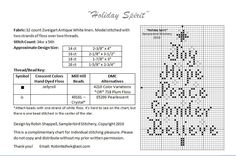 Cross+Stitch+Freebies | The World's Largest Collection of Smalls TOO