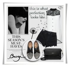 """""""Ferfection Looks Like"""" by tanja133 ❤ liked on Polyvore featuring Manon Baptiste, H&M, T By Alexander Wang, Kate Spade, women's clothing, women's fashion, women, female, woman and misses"""