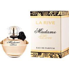 6f72b99cced Madame In Love La Rive - Perfume Feminino - Eau de Parfum - 90ml - La
