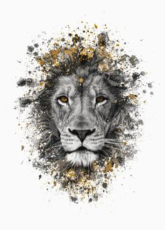 Illustrations Discover Lion with orange eyes Animals Poster Print metal posters - Displate # Lamb Tattoo Tattoo Bunt Watercolor Lion Tattoo Lion Tattoo Design Tattoo Designs Tattoo Ideas Lion And Lamb Lion Drawing Lion Wallpaper Watercolor Lion Tattoo, Lion Tattoo Sleeves, Lion Tattoo On Back, Lion And Lioness Tattoo, Lion Tattoo Design, Tattoo Designs, Tattoo Ideas, Aquarell Tattoo, Lion And Lamb
