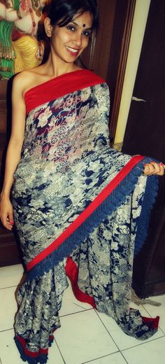 Desi Pakistani Girls Wearing The Sareejust Amazing -6400