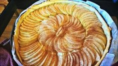 La tarte aux pommes de Maman