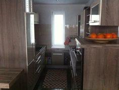 Poradca: Ing. Michal Martaus - kuchyňa Elis French Door Refrigerator, French Doors, Kitchen Appliances, Table, Furniture, Home Decor, Diy Kitchen Appliances, Home Appliances, Decoration Home