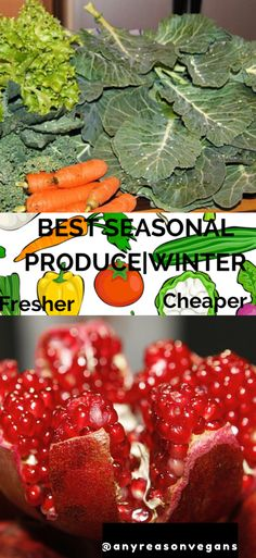 best seasonal produce for the winter months buying seasonal saves you money and gives you fresher produce cabbage cabbage is a leafy green or purple with