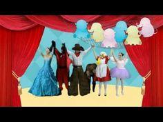 Los elefantes canción infantil - YouTube