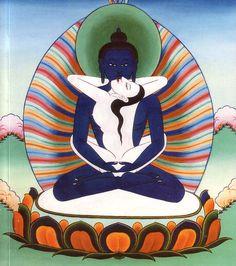 Samantabhadra and Samantabhadri
