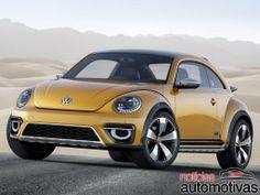 Volkswagen revela novo Beetle Dune Concept | Notícias Automotivas - Carros